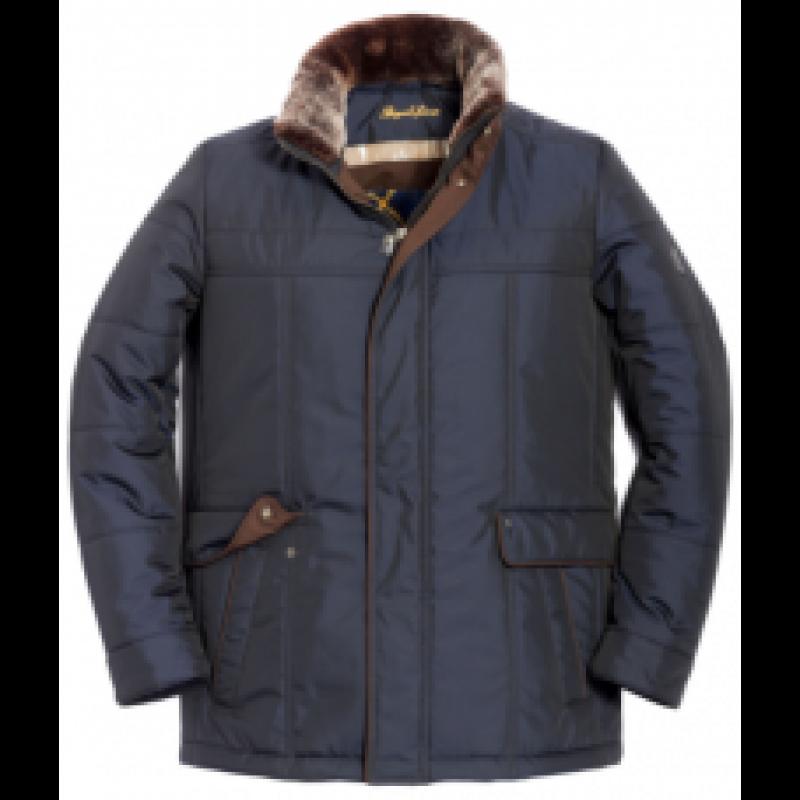 Мужская куртка зимняя ROYAL SPIRIT РЕМБРАНТ ВМ-286-266   - фото 1